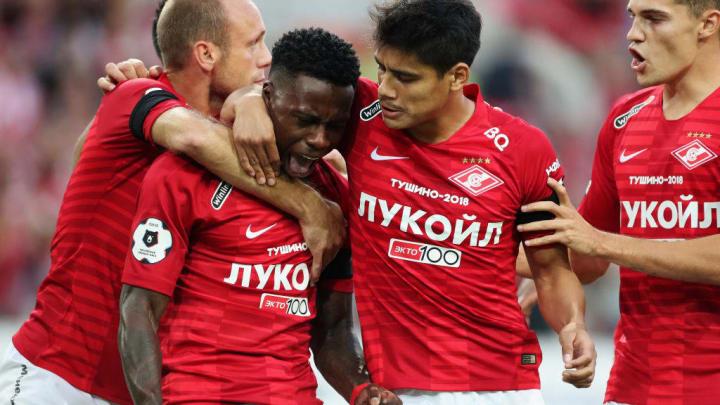 FC Spartak Moscow vs FC Dinamo Moscow - Russian Premier League