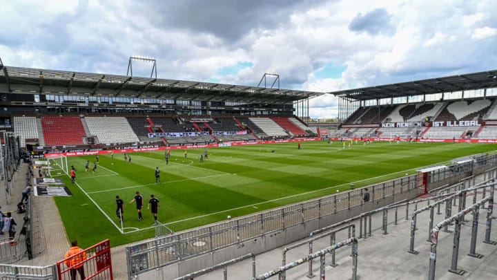 FC St. Pauli v 1. FC Nürnberg - Second Bundesliga
