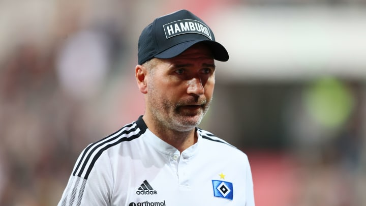 Der HSV empfängt Darmstadt