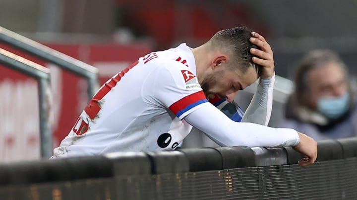 Der HSV muss die nächsten beiden Spiele ohne ihn auskommen: Tim Leibold
