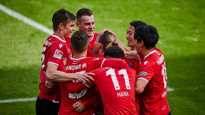 Hannover empfängt Nürnberg