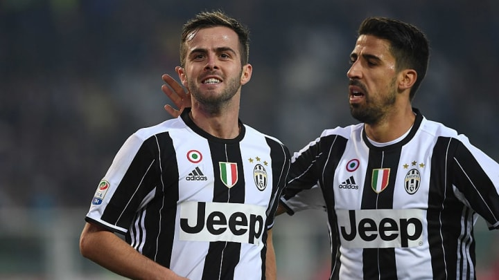 Paulo Dybala and Sami Khedira both joined in the summer of 2015