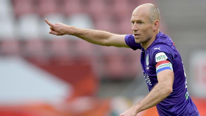 Arjen Robben macht endgültig Schluss mit dem Profi-Fußball