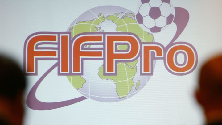 FIFPro represent more than 60,000 players worldwide