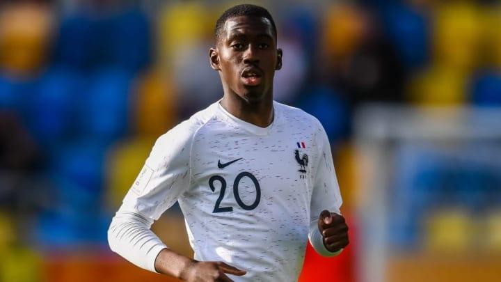 Boubakary Soumare França Sub-21 Eurocopa