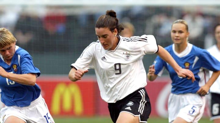 Birgit Prinz, de Alemania