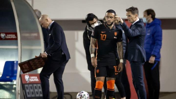 Depay Holanda Eliminatórias Copa do Mundo 2022