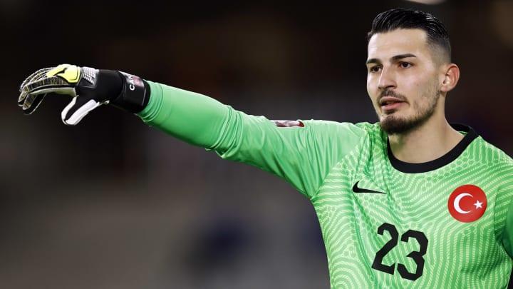 Ugurcan Cakir est le gardien titulaire de la Turquie.