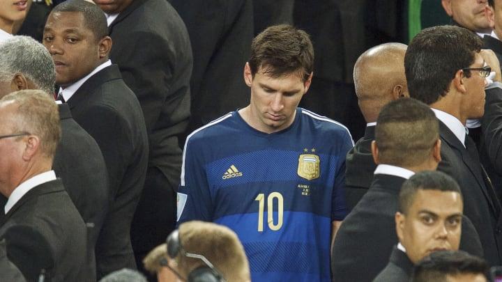 "FIFA World Cup final - ""Germany v Argentina"""