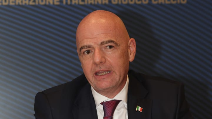Infantino is ready to revolutionise football