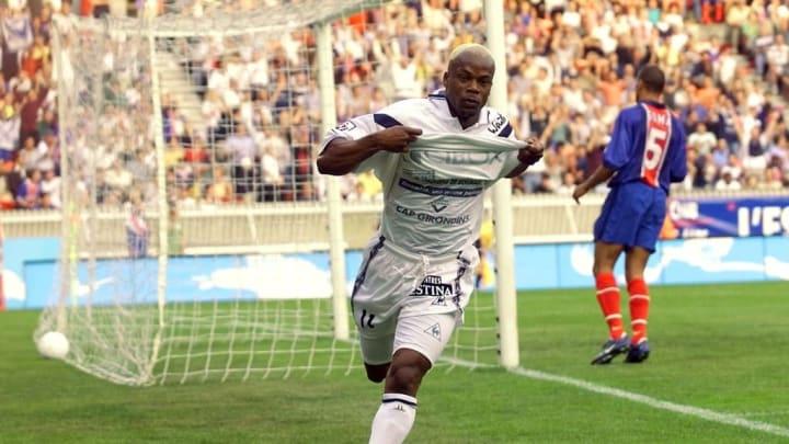 Sylvain Wiltord fut efficace dans les deux clubs