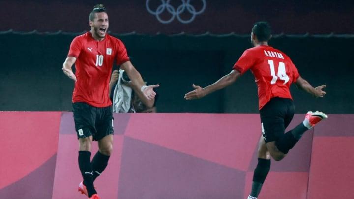 Egito Olímpiadas