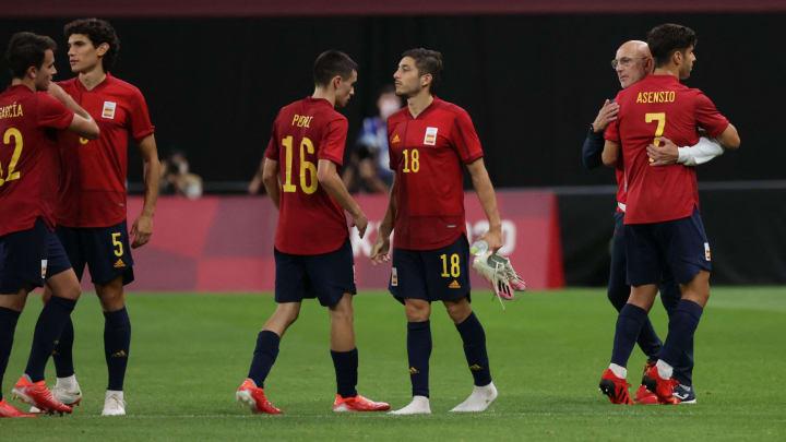 La selección española en los Juegos Olímpicos