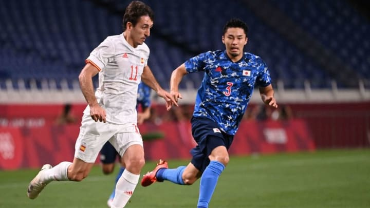 FOOTBALL-OLY-2020-2021-TOKYO-JPN-ESP