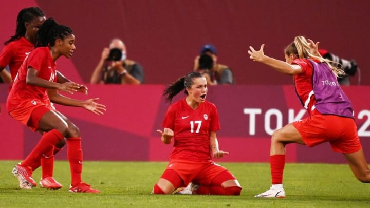 canada Estados Unidos futebol feminino