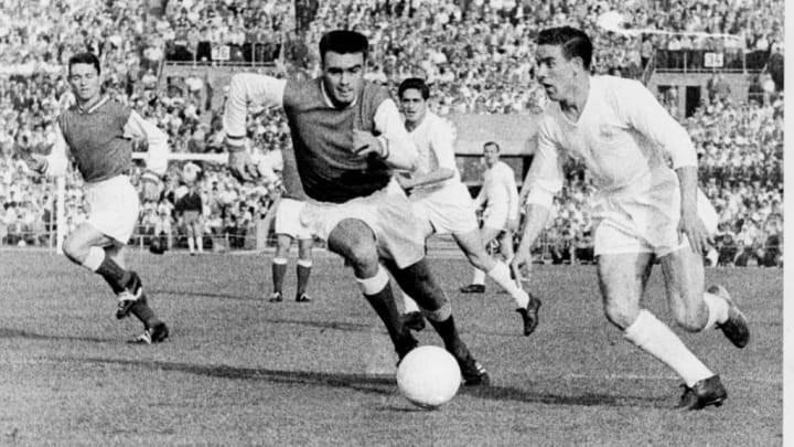 FOOTBALL-REAL DE MADRID-REIMS