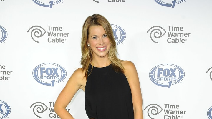 Jenny Taft added to FOX's XFL coverage.