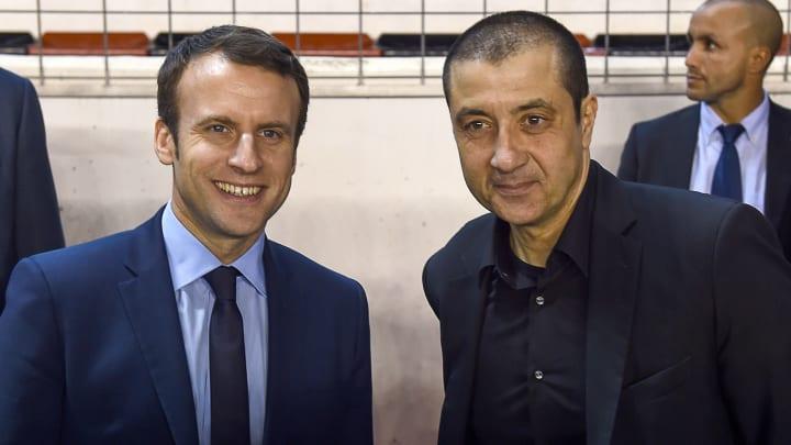 FRANCE2017-VOTE-RUGBYU-EN MARCHE-FRA-TOP14-TOULON-LYON
