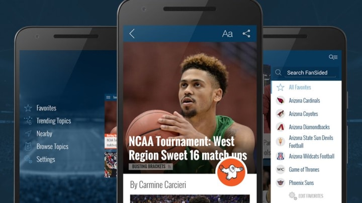 FanSided Android Mobile App