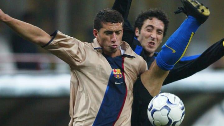 Fabio Rochemback Barcelona Grêmio Internacional