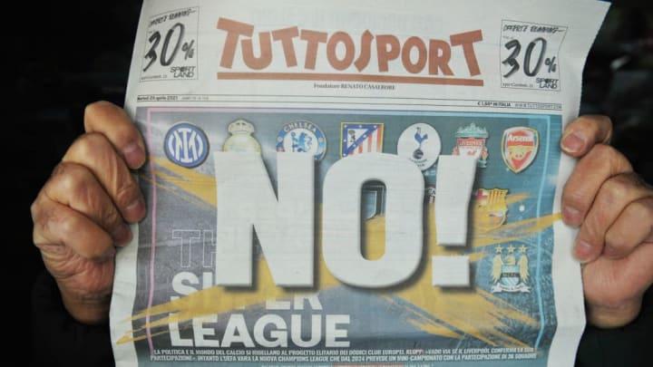 Tuttosport'un manşeti