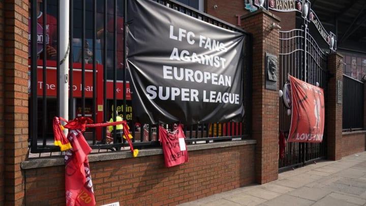 Fans Respond To News Of Football Super League