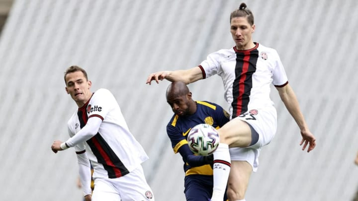 Fatih Karagumruk v MKE Ankaragucu - Turkish Super Lig