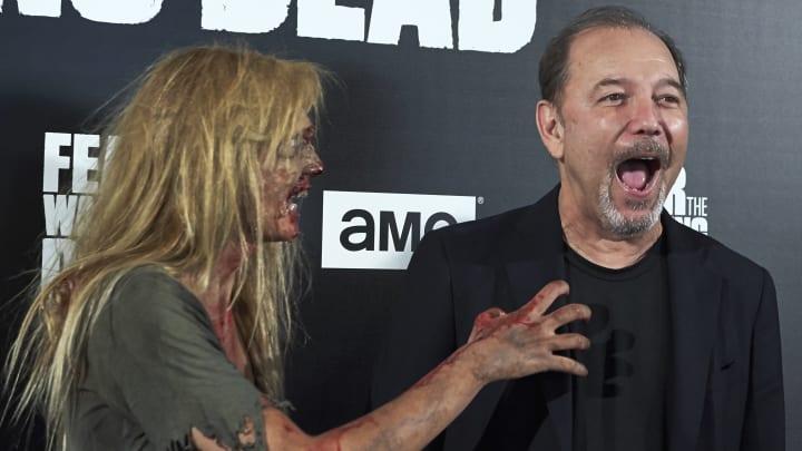 Rubén Blades interpreta a Daniel Salazar en Fear The Walking Dead