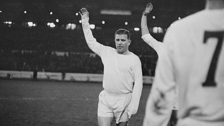 Ferenc Puskas Hungria Olimpíada 1952