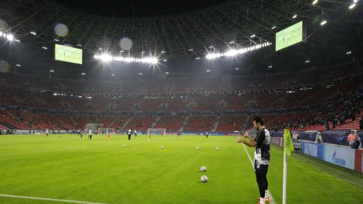 RB Leipzig und Liverpool werden sich in Budapest begegnen