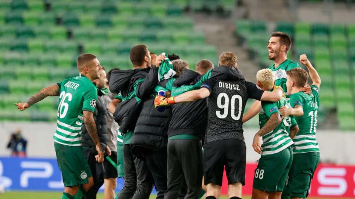 Ferencvarosi TC v Molde FK - UEFA Champions League: Play-Offs Second Leg