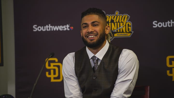 Fernando Tatis Jr. Press Conference
