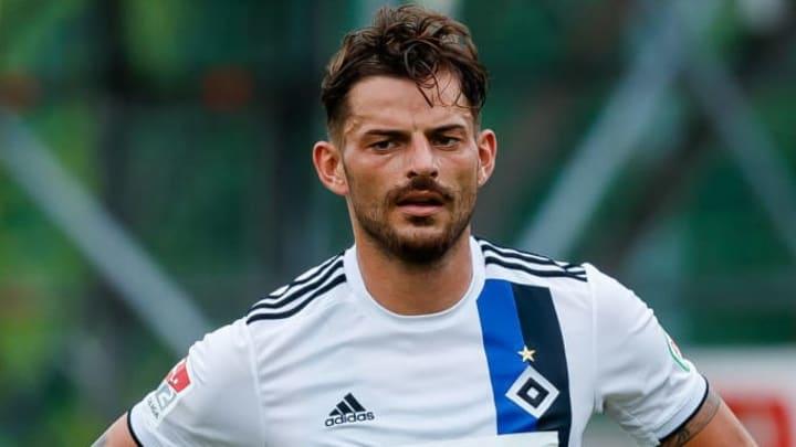 der neue Kapitän des HSV - Tim Leibold
