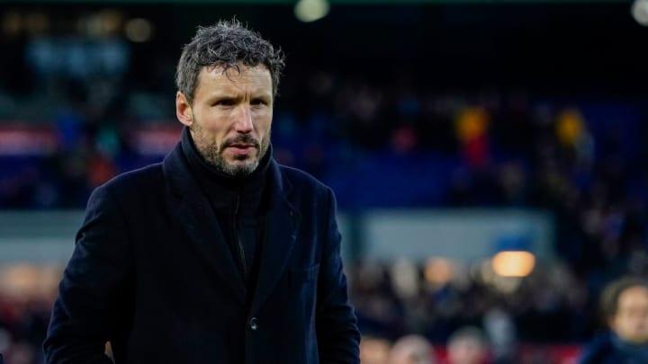 Mark van Bommel ist kein Thema auf Schalke