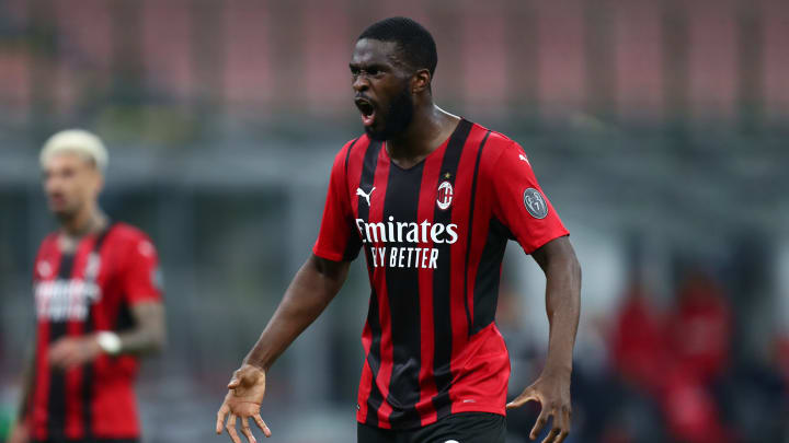 Tomori has impressed since joining Milan in January