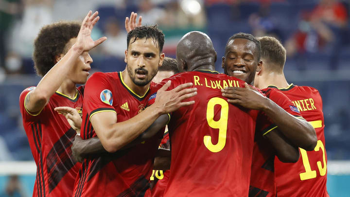Belgium will face Portugal on Sunday