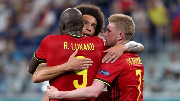 lukaku de bruyne witsel eurocopa belgica portugal