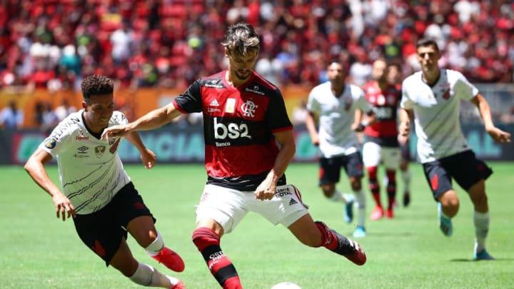 Marquinhos Gabriel, Rodrigo Caio