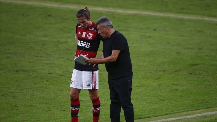 Atletico Go X Flamengo Onde Assistir Provaveis Escalacoes Horario E Local Fla Tem Duvidas Apos Estreia