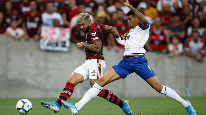 Gabriel Barbosa, Juninho