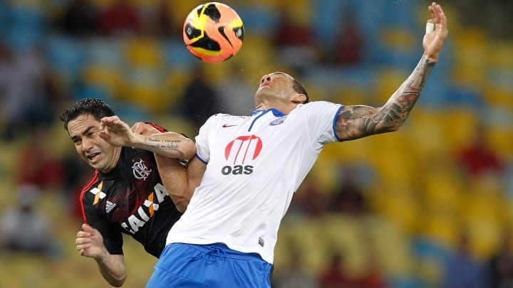 Flamengo v Bahia - Brazilian Series A 2013