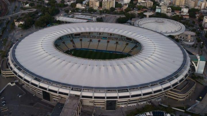 Flamengo v Bangu - Carioca State Championship