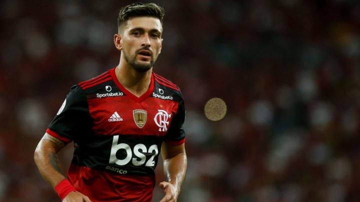 Flamengo Giorgian De Arrascaeta