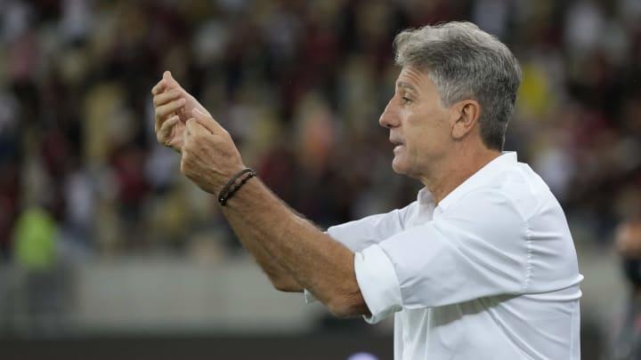 Renato alcançou vitória 49 de sua carreira em Libertadores