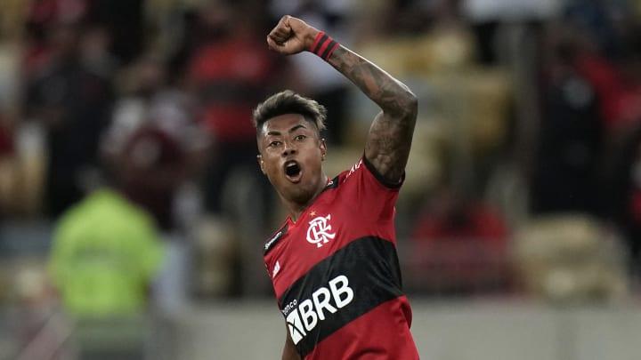 Bruno Henrique foi o craque da rodada