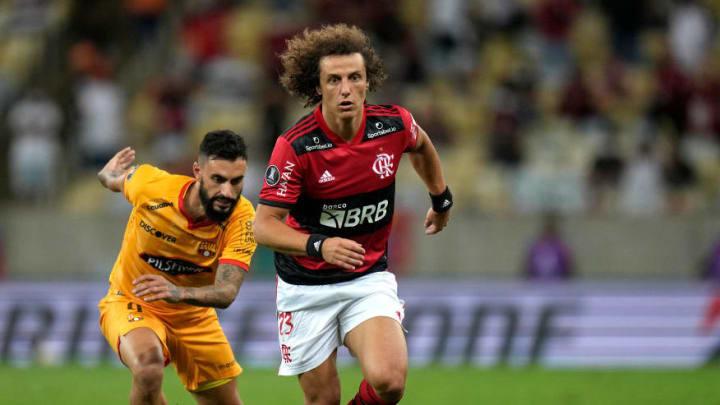 David Luiz, Gonzalo Mastriani