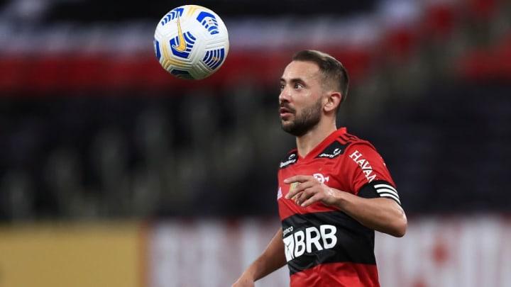 Everton Ribeiro Flamengo