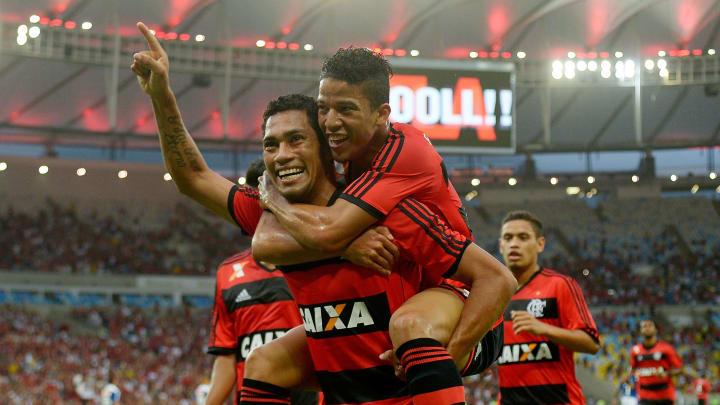 Hernane Brocador Flamengo