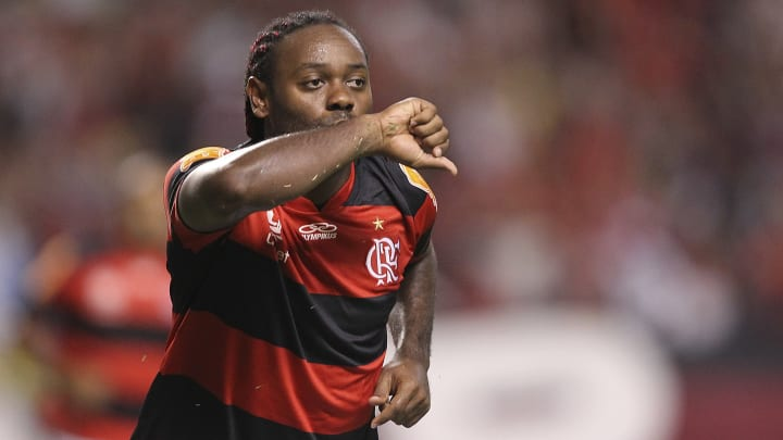 Vagner Love Flamengo