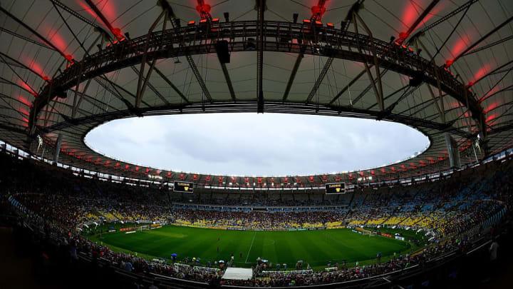 Flamengo v Fluminense - Brasileirao Series A 2014